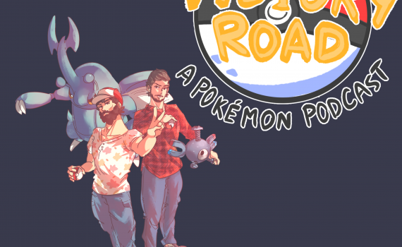 Victory Road – A Pokémon Podcast – Four Eyed Radio/Podcast Network