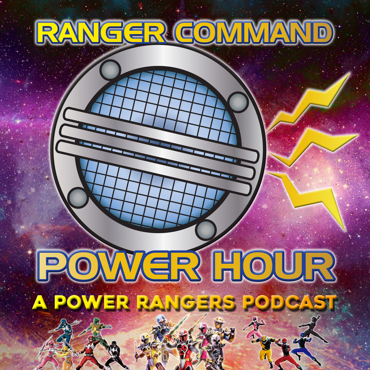 Ranger Command Power Hour