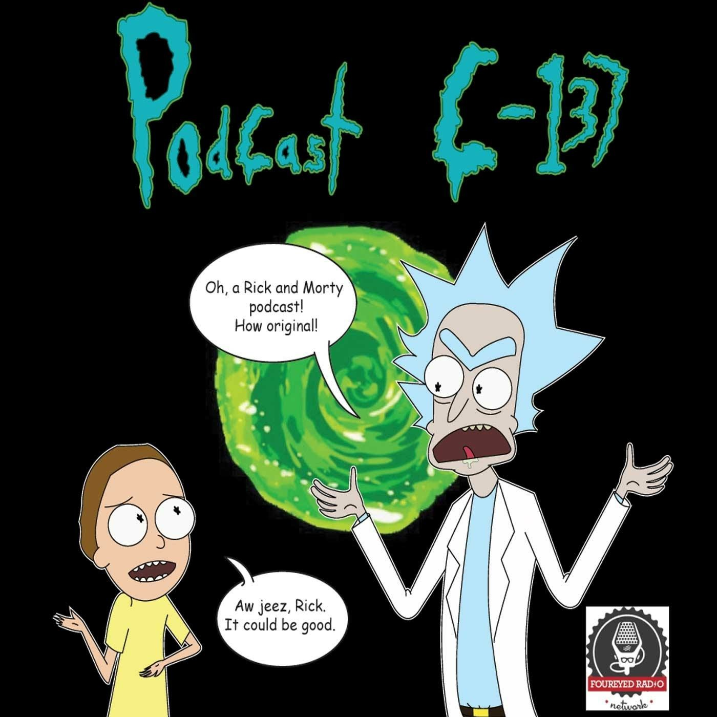 Podcast C-137 - A Rick & Morty Show | Himalaya